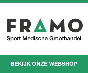 Bestel sporttape voordelig en snel bij FRAMO Sport Medische Groothandel
